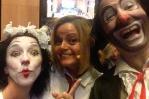 Con la nostra carissima Carla Norghauer e l'OSI al LAC di Lugano