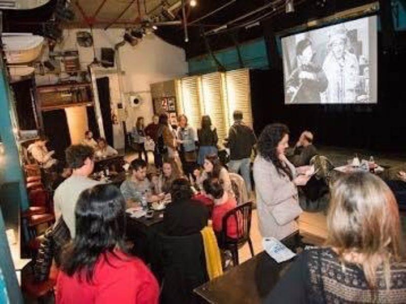 Spazio La Soderia - Buenos Aires, Argentina - premiere di Primos