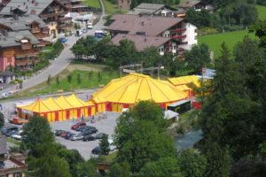 Gerbolés Clown - Gourmet Circus - Kloster