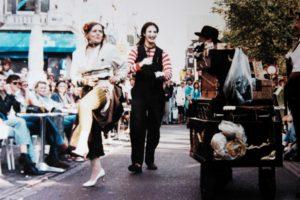 Gerbolés Clown - Piazza - Holanda - anno 1991