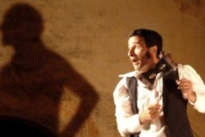 GIULIETTA E ROMEO - ANIME Da uno studio su Romeo e Giulietta di W. Shakespeare con Silvia Priori e Roberto C. Gerbolés testo e regia di Silvia Priori e Roberto C. Gerbolès (3)